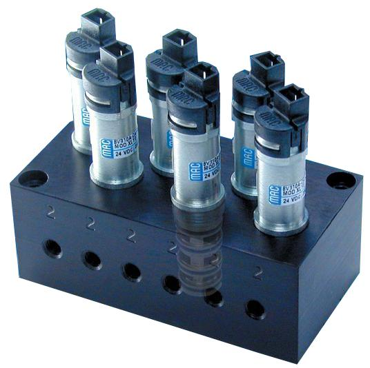 MAC Bullett valves