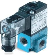 MAC Small 3-way valves